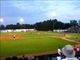 vermont expos minor league baseball photo