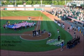 new hampshire fisher cats minor league baseball photo