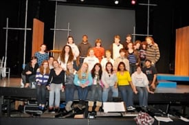 village theatre 'young company workshops photo