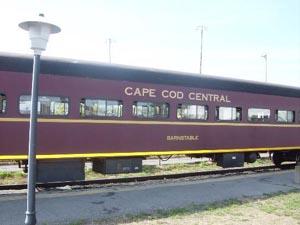 cape cod scenic railroad photo