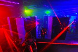 laser quest photo