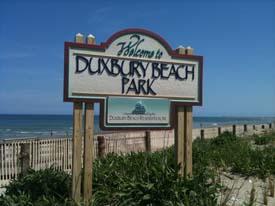 duxbury beach park photo