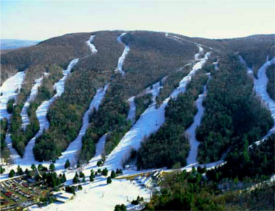 butternut ski  tubing mountain photo