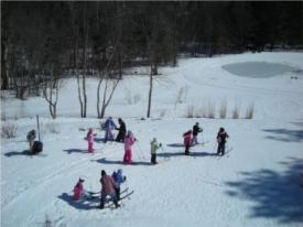 canterbury farm cross country skiing photo