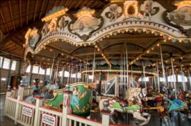 paragon carousel photo