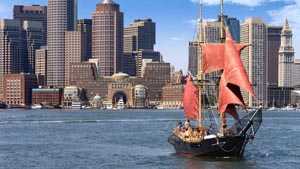 pirate ship formidable harbor cruises photo