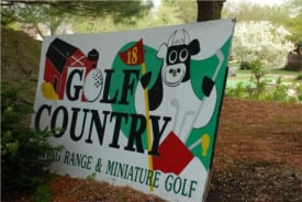 golf country photo