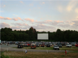 mendon twin drive-in photo