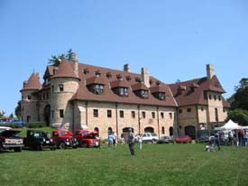 larz anderson auto museum photo