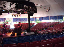 cape cod melody tent photo