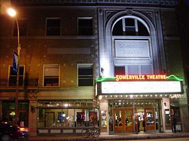 somerville theatre photo