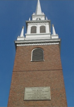 Old North Church - North End