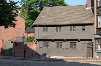 paul revere house photo