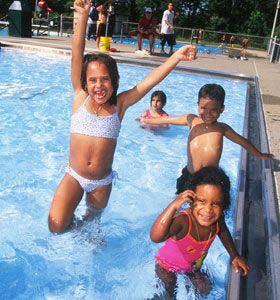 geisler memorial swimming pool photo