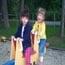alpine field playground small photo