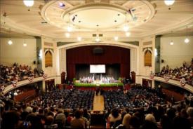 lowell memorial auditorium photo