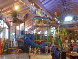 Great Wolf Lodge New England (Formerly CoCo Key Water Park)