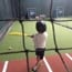 the hit zone  indoor baseball  softball small photo