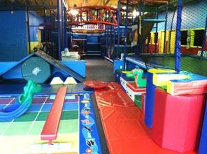 rumble tumble gym  play zone photo