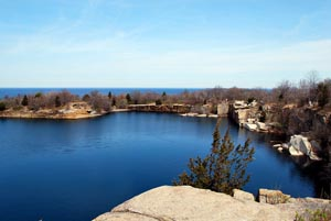 halibut point state park photo