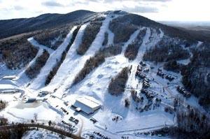 crotched mountain ski area photo