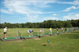 pitch  putt golf at kimball farm photo