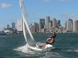 courageous sailing center photo