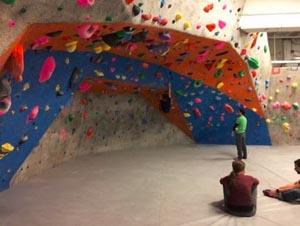 rock spot climbing photo