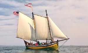 schooner fame sailing photo