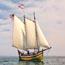 schooner fame sailing small photo