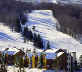 killington mountain ski resort photo