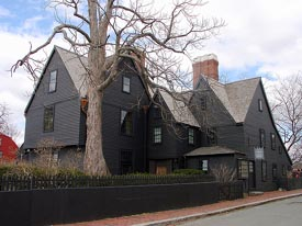 house of seven gables photo