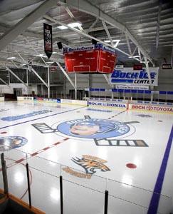 boch ice center photo