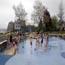nelson park splash pad under construction small photo