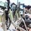 the hubway boston bike sharing small photo