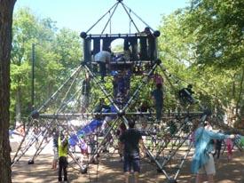 charles river esplanade playground photo