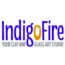 indigo fire - clay and glass art studio small photo