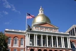 boston state house photo