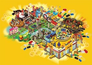 annual pass sale at legoland discovery center boston photo