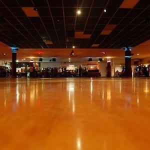 chez-vous roller skating rink photo