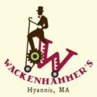 wackenhammer's clockwork arcade photo