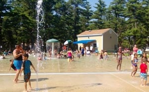 freetown state forest splash pad photo