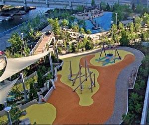 martin's park playground photo