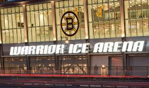 rock  skate at warrior ice arena photo