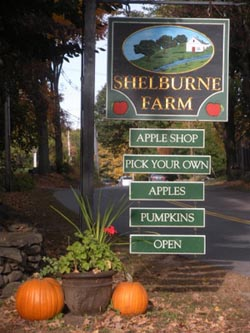 shelburne farm  orchard photo