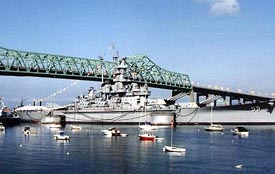 Nautical Overnights at Battleship Cove
