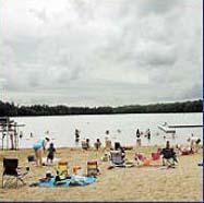 wayland town beach photo