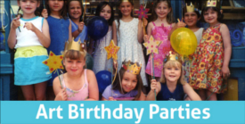 artbeat birthday parties photo