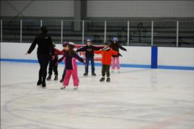 burlington ice palace birthday parties photo