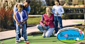 trombetta's farm  mini golf photo